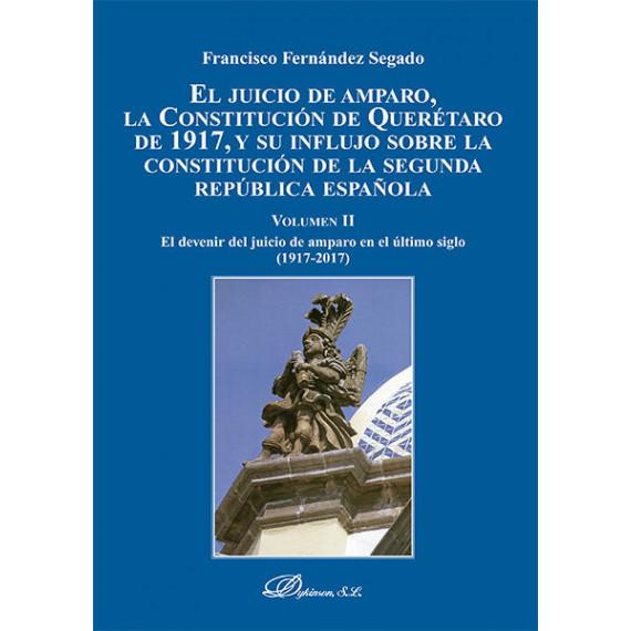 Juicio de Amparo la Constitucion de Qu