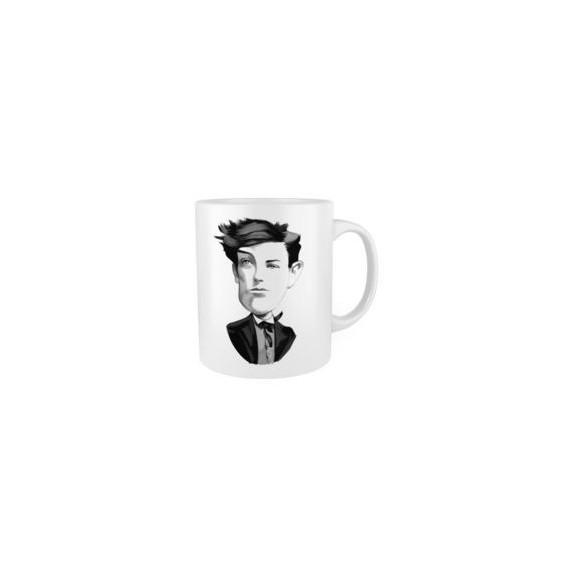 Taza Arthur Rimbaud