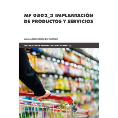 Mf 0502_3 Implantacion de Productos y Ser