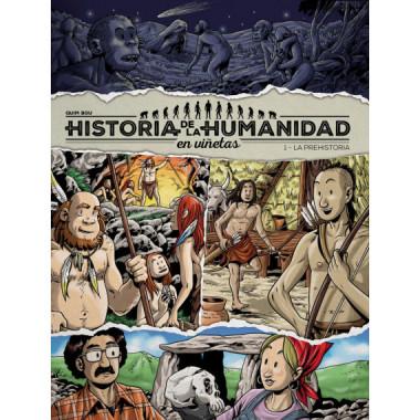 Historia de la Humanidad en Vi—etas