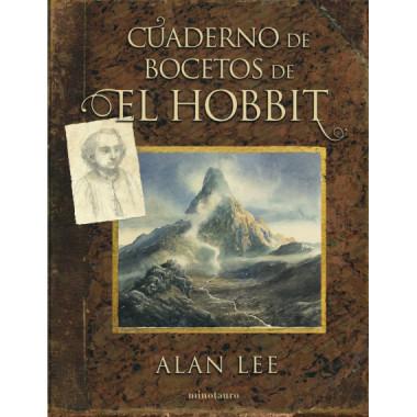 HOBBIT Cuaderno de Bocetos,el