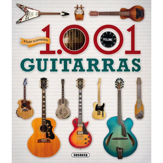 ATLAS Ilustrado 1001 Guitarras