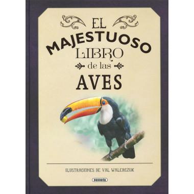 Majestuoso Libro de las Aves