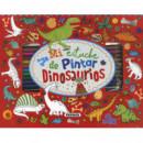 mi Estuche de Pintar Dinosaurios