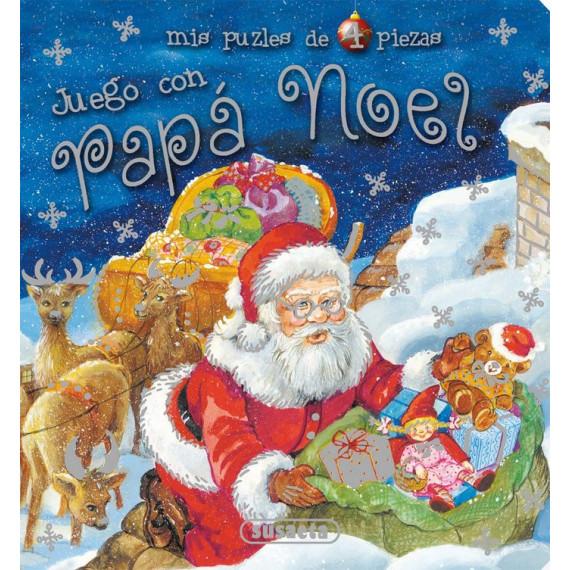 Juego con Papa Noel