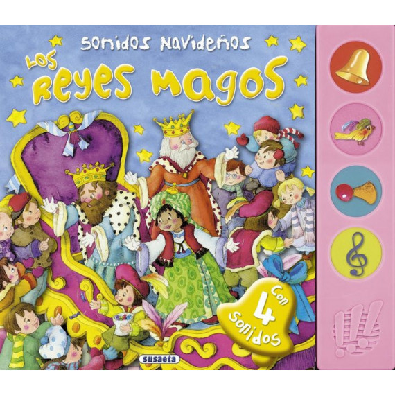 Reyes Magos,los Sonidos Navide—os