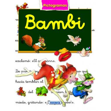 Bambi Pictogramas