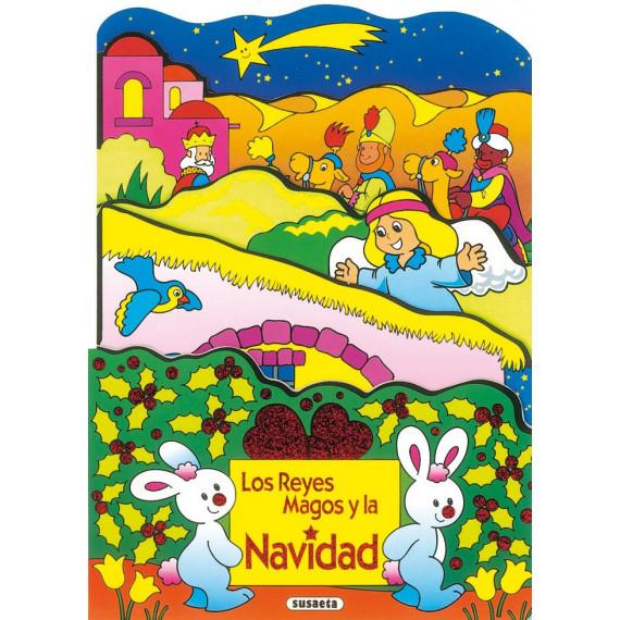 Reyes Magos y la Navidad (libro Navidad)