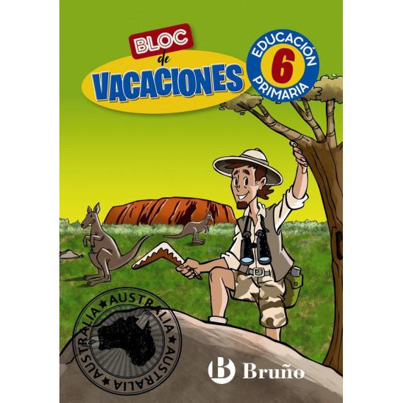Bloc de Vacaciones 6∫EP 2020
