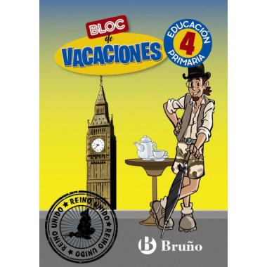 Bloc de Vacaciones 4∫EP 2020
