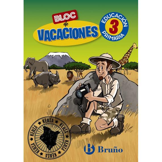 Bloc de Vacaciones 3∫EP 2020