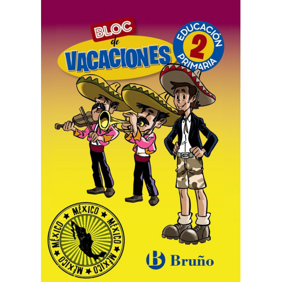 Bloc de Vacaciones 2∫EP 2020