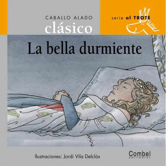 Bella Durmiente Mayusculas Clasicos