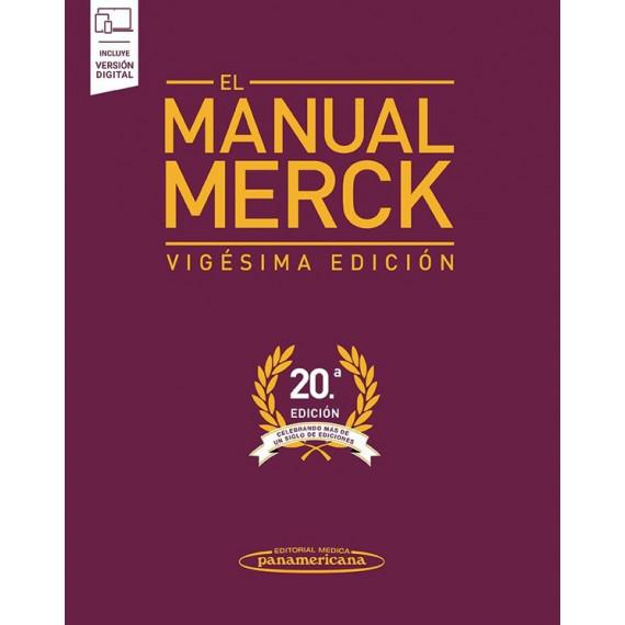 Merck: el Manual Merck 20 Ed.