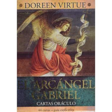 Arcangel Gabriel Cartas Oraculo,el