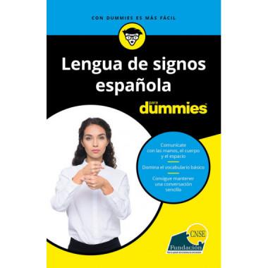 Lengua de Signos Espa—ola para Dummies