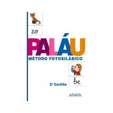 Palau 2 Cartilla 2013                             ANALEN09EI