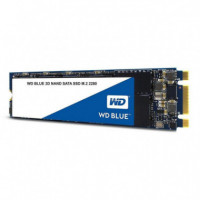 Disco Duro Ssd WESTERN DIGITAL 1TB M2 Blue M.2 2280