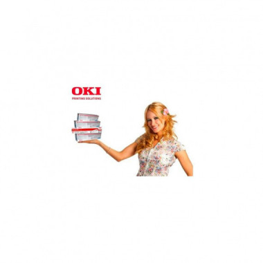 Toner OKI C532/MC573/MC563 Cyan 6000 Copias