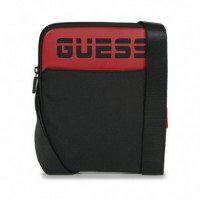 Bandolera GUESS Elvis Crossbody Flat