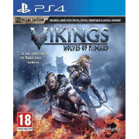 Vikings Wolves Of Midgard PS4  ELECTRONICSART