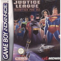 Justice League Injustice For All Gameboy ADVANCE