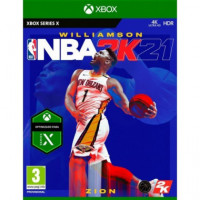 Nba 2K21 Xbs  TAKE TWO