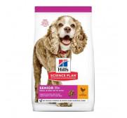 Alimentación para perros senior
