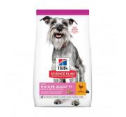 Alimentación seca para perros senior