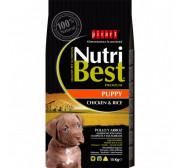 Alimentación seca para cachorros