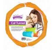 Túneles para gatos