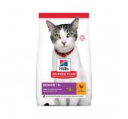 Alimentación para gatos senior