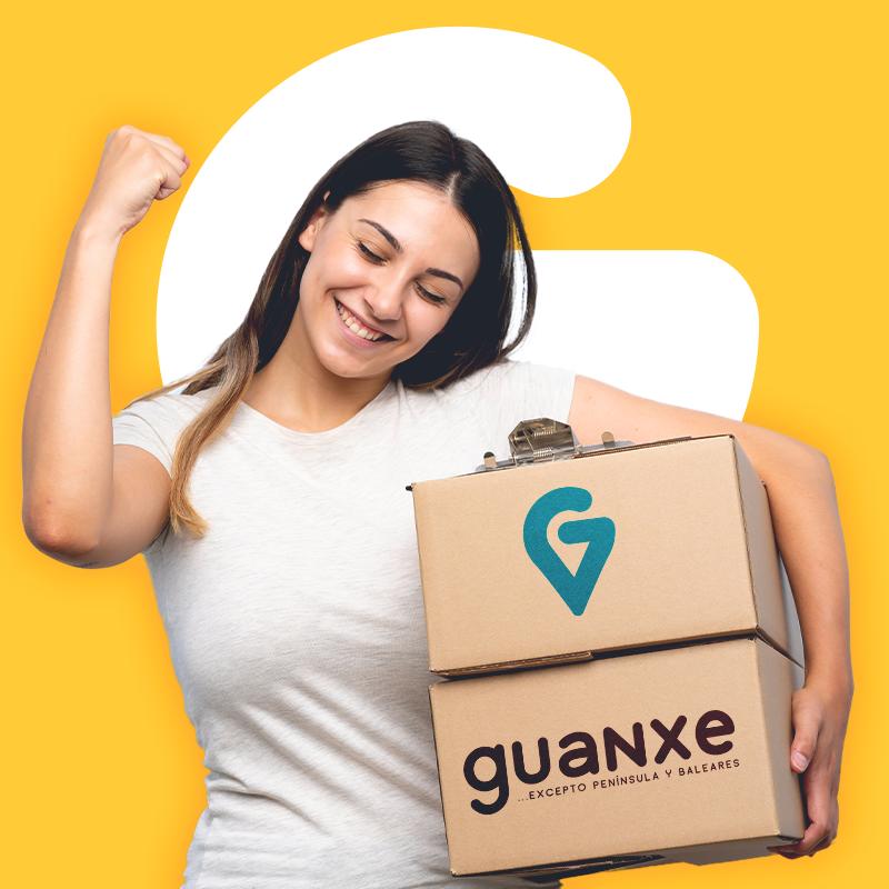 Cambios y devoluciones en Guanxe.com