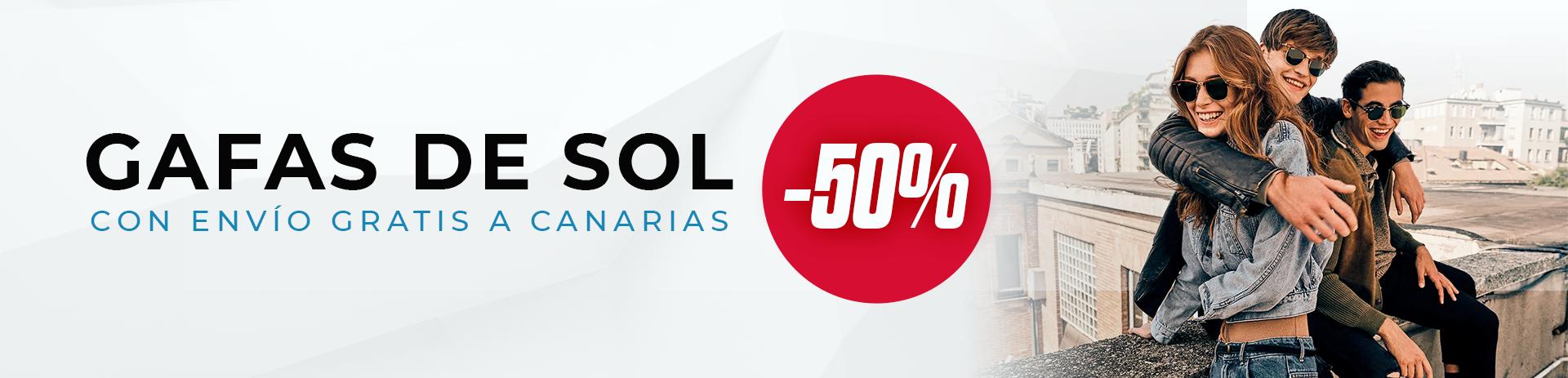 Gafas de sol -50%