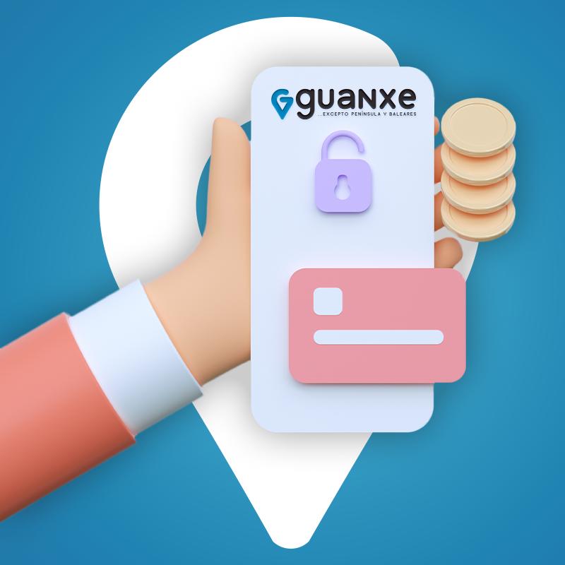 Pago seguro en Guanxe.com
