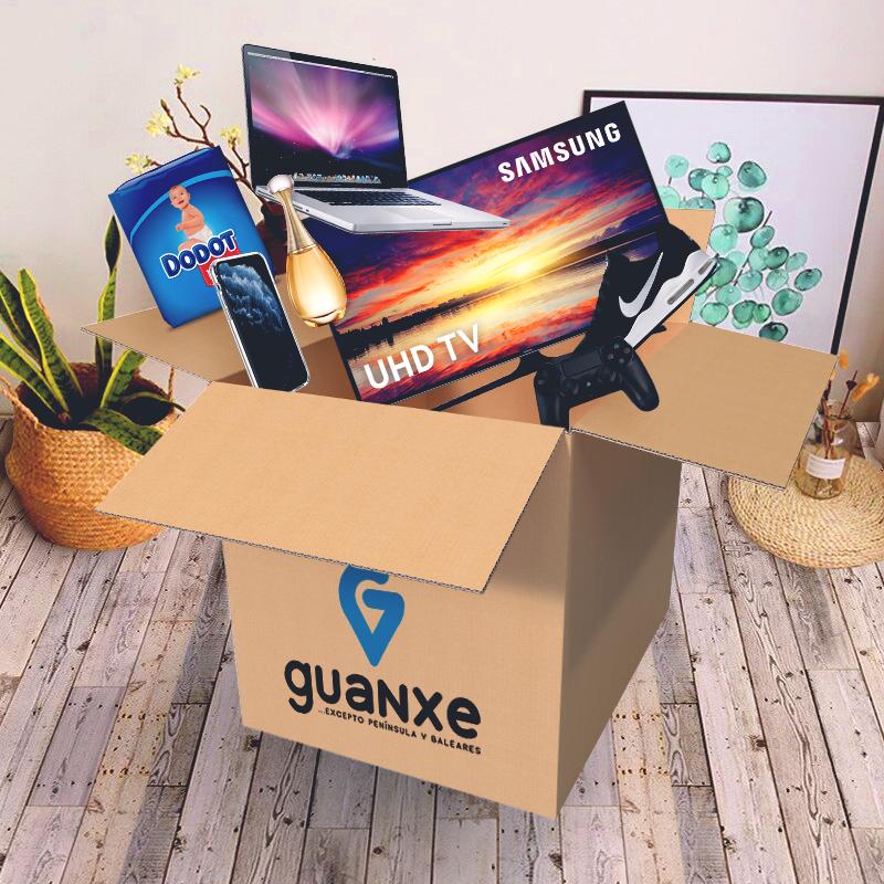 Quiénes somos en Guanxe.com